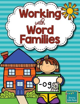Word Family activities- og
