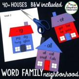 Word Family and Chunk Neighborhood for First Grade