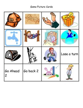 Word Family -ap game