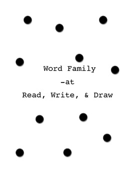 Word Family -at