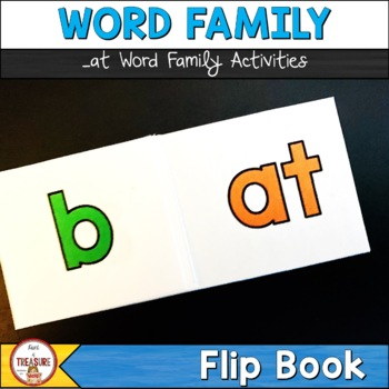 Word Family -at Activities