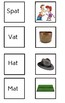 Word Family CVC -at Lesson
