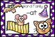 Word Family -at Printables