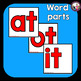 """Word Family -at, -ot, -it  """"That's a Word!"""" Game"""