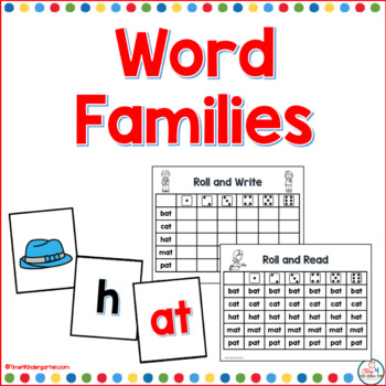 Building CVC words for word families