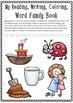 Word Family: -ug Activity Sheet and Book