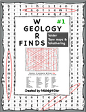 Word Finds Geology #1-MidnightStar