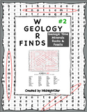 Word Finds Geology #2-MidnightStar