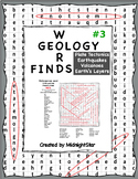 Word Finds Geology #3-MidnightStar