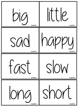 Word Flash Cards