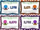 Word Form Place Value Task Cards { Common Core & Differentiated }