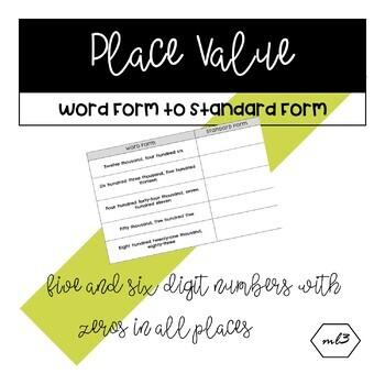 Word Form Practice