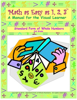 Standard Form of Whole Numbers 2nd Grade