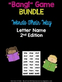 Word Game - BANG! Bundle (WTW Letter Name Sorts)