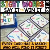 High Frequency Word Practice Game | Spot That Word Unit 3