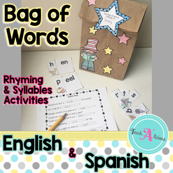 Word Games in English and Spanish