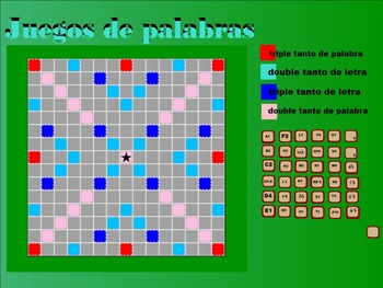 Word Games in Spanish