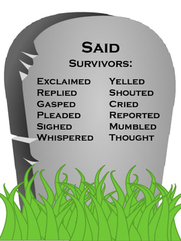 Word Graveyard