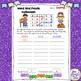 Halloween Word Grid Vocabulary Activities (5 days)