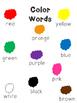 Primary Writing Folder