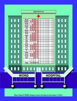 Dolch Word Hospital
