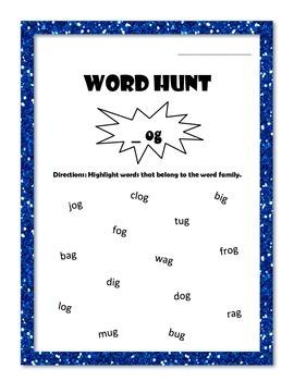 Word Hunt!