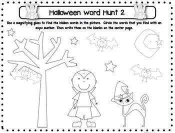 Word Hunt Bundle Set