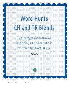 Word Hunt CH vs TR
