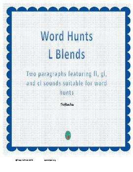 Word Hunt FL, GL, CL