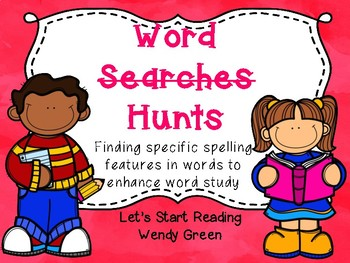 Word Hunts