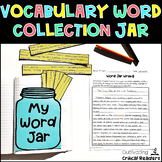 Word Jar Activity