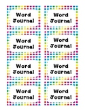 Word Journal Labels
