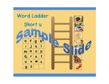 Word Ladder Fun- Primary Edition