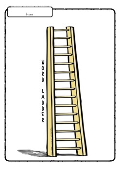 Word Ladder Worksheet