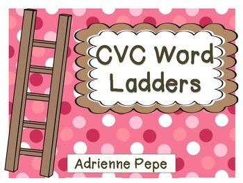 Word Ladders: CVC