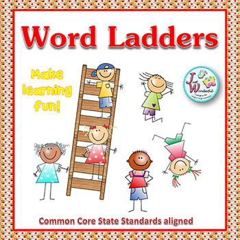 Word Ladders - Vol 1