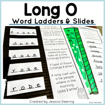 Word Ladders- Long O
