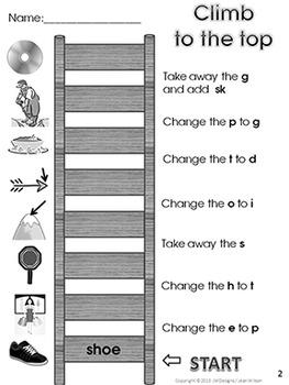 Word Ladders - Vol 2