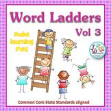 Word Ladders - Vol 3