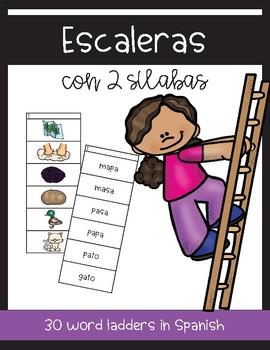 Word Ladders in Spanish