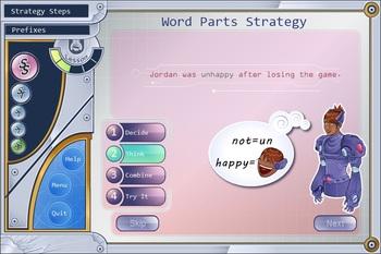 Word Learning Strategies, Unit 1: Prefixes
