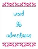 Word Lib Adventures