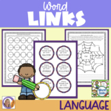 Word Links- vocabulary building activities