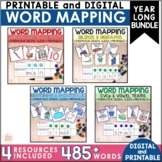 Word Mapping - Connecting Phonemes to Graphemes - Year lon