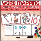 Word Mapping - Connecting Phonemes to Graphemes - CVC prin