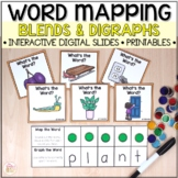 Word Mapping - Connecting Phonemes to Graphemes - Blend &