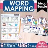 Word Mapping MEGA BUNDLE - Connecting Phonemes to Graphemes