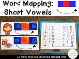 Word Mapping: Short Vowels