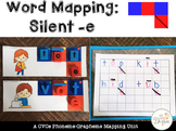 Word Mapping: Silent e
