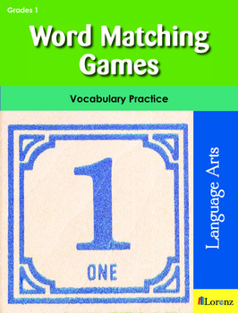 Word Matching Games